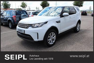 Land Rover Discovery 5 2,0 TD4 SE Aut. bei Autohaus SEIPL GmbH in