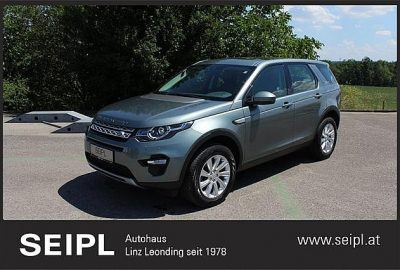 Land Rover Discovery Sport 2,2 SD4 4WD HSE Aut. bei Autohaus SEIPL GmbH in