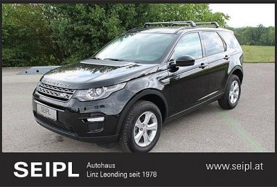 Land Rover Discovery Sport 2,2 TD4 4WD S bei Autohaus SEIPL GmbH in