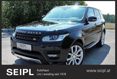 Land Rover Range Rover Sport 5,0 S/C Autobiography Dynamic-Paket bei Autohaus SEIPL GmbH in