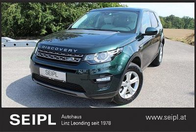 Land Rover Discovery Sport 2,0 TD4 4WD SE Aut. bei Autohaus SEIPL GmbH in