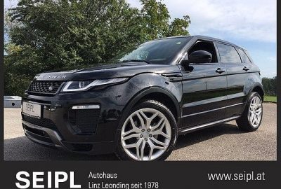 Land Rover Range Rover Evoque HSE Dynamic 2,0 TD4 Aut. bei Autohaus SEIPL GmbH in