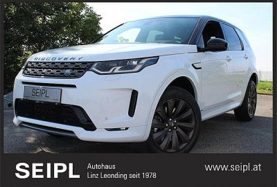 Land Rover Discovery Sport P200 AWD Aut. R-Dynamic SE bei Autohaus SEIPL GmbH in