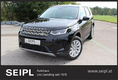 Land Rover Discovery Sport D150 4WD Aut. SE bei Autohaus SEIPL GmbH in