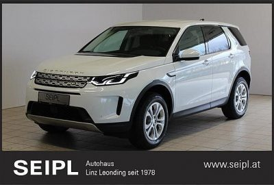 Land Rover Discovery Sport D180 4WD Aut. bei Autohaus SEIPL GmbH in