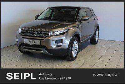 Land Rover Range Rover Evoque Pure 2,0 Si4 Aut. bei Autohaus SEIPL GmbH in