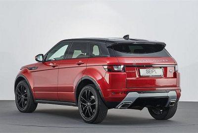Land Rover Range Rover Evoque SE Dynamic 2,0 TD4 Aut. bei Autohaus SEIPL GmbH in