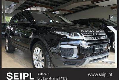 Land Rover Range Rover Evoque Pure 2,0 TD4 Aut. bei Autohaus SEIPL GmbH in
