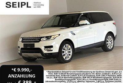Land Rover Range Rover Sport 3,0 TDV6 HSE bei Autohaus SEIPL GmbH in