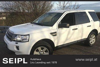 Land Rover Freelander 2,2 TD4 Experience S DPF bei Autohaus SEIPL GmbH in
