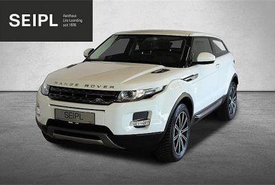 Land Rover Range Rover Evoque Pure 2,2 SD4 Aut. bei Autohaus SEIPL GmbH in