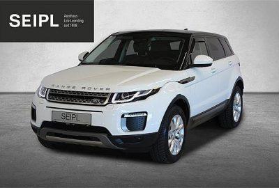 Land Rover Range Rover Evoque SE 2,0 TD4 Aut. bei Autohaus SEIPL GmbH in