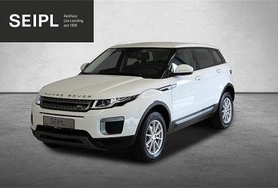 Land Rover Range Rover Evoque Pure 2,0 eD4 e-Capability bei Autohaus SEIPL GmbH in