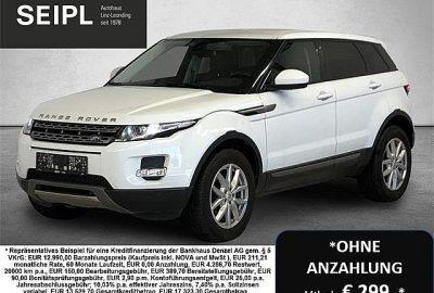 Land Rover Range Rover Evoque Pure 2,2 eD4 bei Autohaus SEIPL GmbH in