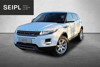 Land Rover Range Rover Evoque Pure 2,2 TD4 Aut. bei Autohaus SEIPL GmbH in